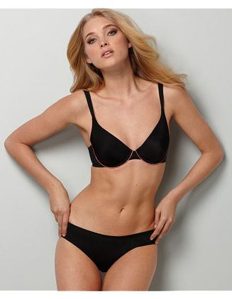 02481dc904 Every girl needs a go-to bra and panty set. We re such fans of the DKNY  Perfect Comfort Set