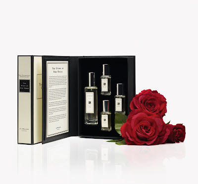 Jo Malone Red Roses Fragrance Chronicles