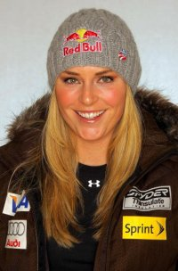 Lindsey Vonn's Beauty Advice