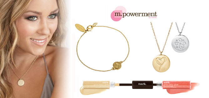 Lauren Conrad for Mark's m.powerment