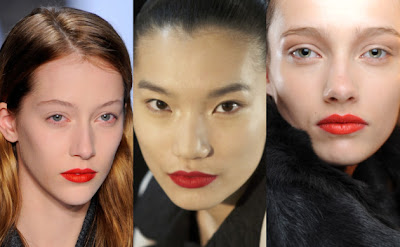 Fall Trend Report: Red Lipstick