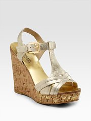 Wedge Sandals for Spring