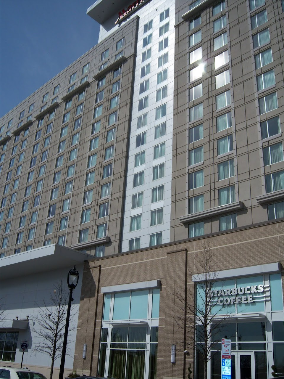 Marriott City Center Raleigh