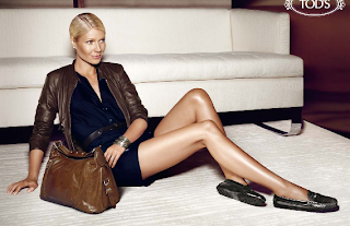 Gwyneth Paltrow for Tod's
