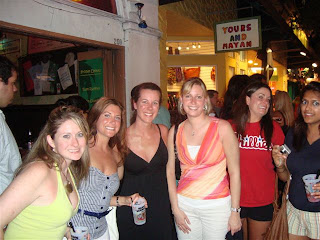 bachelorette party Key West