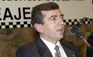 Con todos ustedes Ginés Jiménez Buendía, el capomafio de Coslada