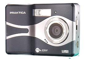 Praktica DPix 5300 Digital camera