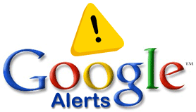 Google Alerts are simple email alerts sent to your inbox by Google