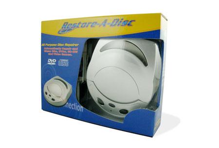 Disc repair kit