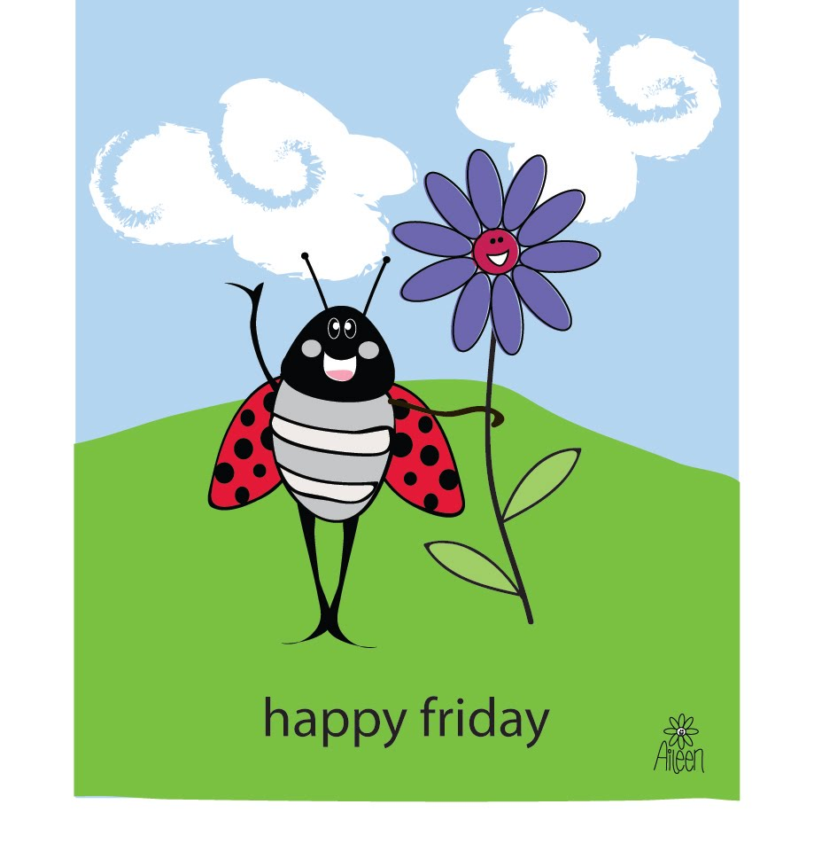 Happy Friday Comments: Fifishead Design & Illustration: Happy Friday