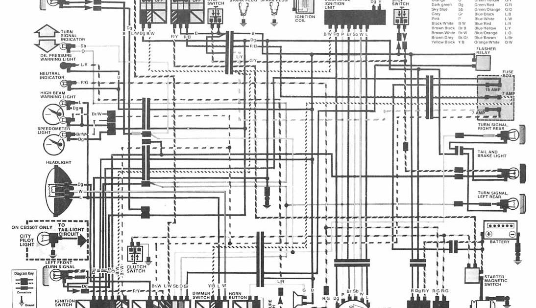 cb400 vtec wiring diagram mcdonnell miller free manual honda motorcycle hawk ii