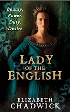 LADY OF THE ENGLISH hardcover edition