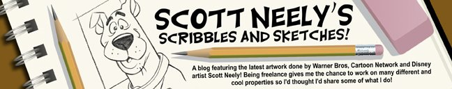 Scott Neely's Scribbles and Sketches!