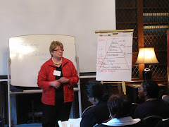 Anne Leads Strategic Planning Session