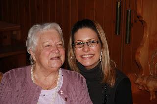 Amanda and Grandma