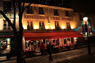 one of the 'tourist haunts' restaurant