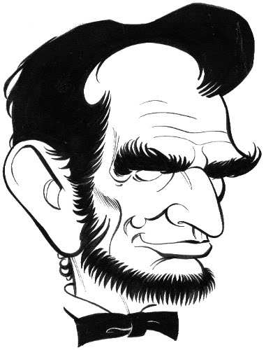 67 Not Out Abraham Lincoln Describes His Own Doppelganger