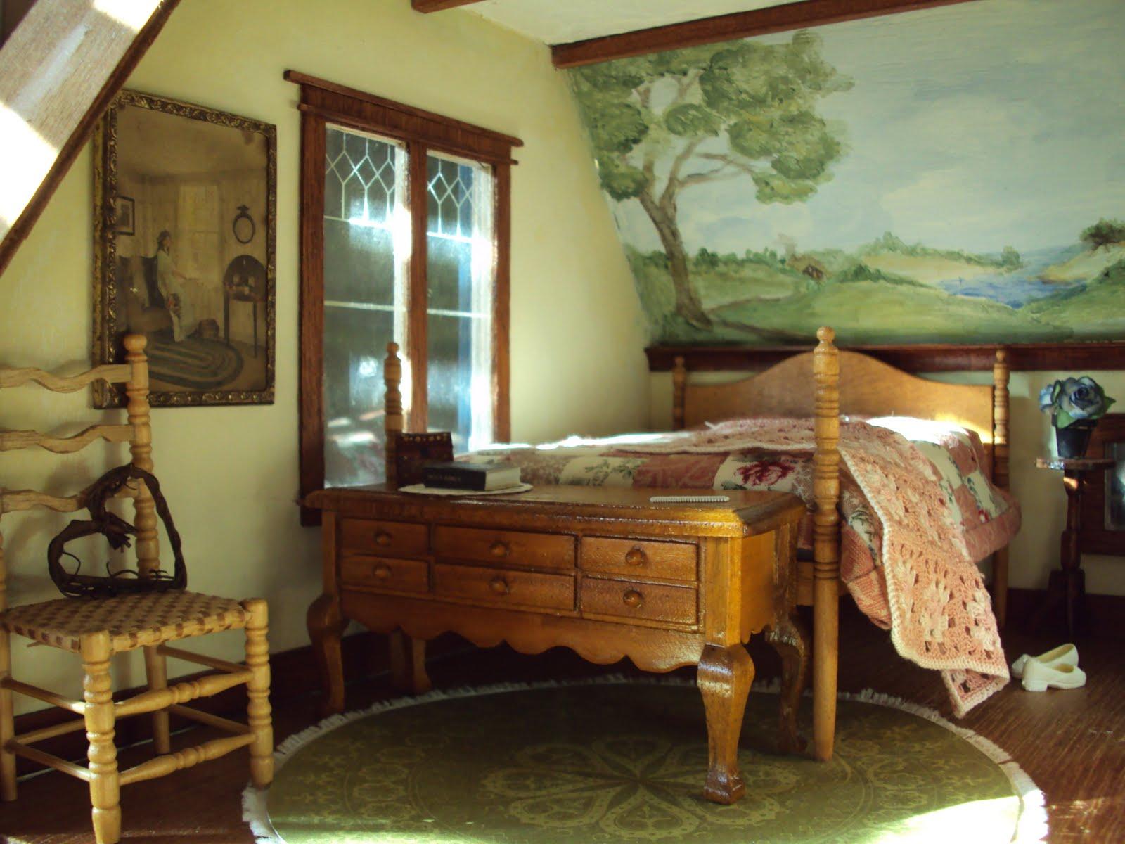Antique Daisy Westville Gallery A 1930s Farmhouse