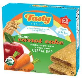 tasty brand carrot cake