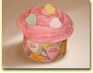decorating cupcake ideas: cupcake sleeve