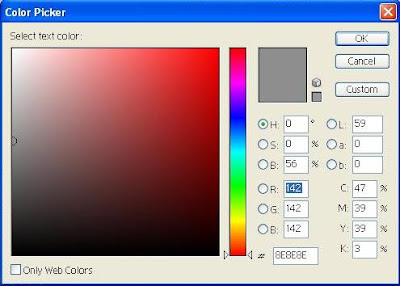 Photoshop 7.0 Color Picker