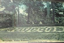 Entrance to Winona Lake