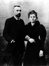 Pierre and Marie Curie,1895
