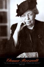 FDR夫人: エレノア・ルーズベルト(1884ー1962)