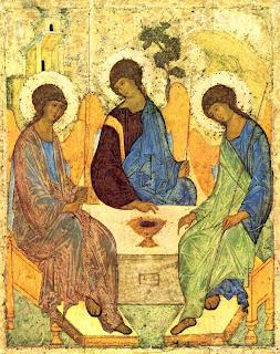Αποτέλεσμα εικόνας για αγία τριάδα ρουμπλιοφ