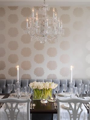 dining room wall pictures high definition pics | Walls: Wallpaper Inspiration.....Dining Room