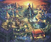 Trans Studio Theme Park 3