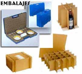 b11e0a1cc El envase y embalaje protegerán a sus productos durante todas las etapas de  transporte y almacenaje, hasta llegar al país de destino.