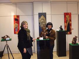 Exposition  à Bazas