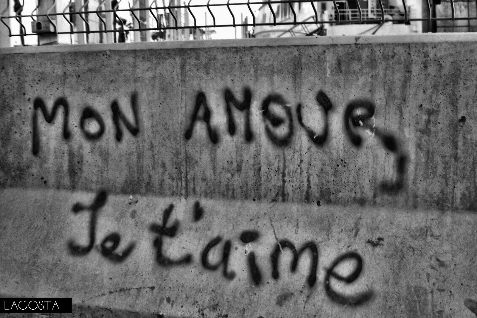 Lacosta Producciones Mon Amour Je Taime