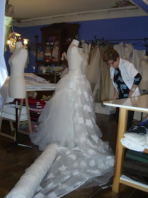 taller vestidos Josechu Santana