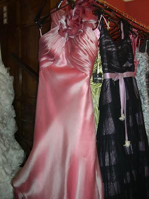 vestido rosa fiesta Josechu Santana
