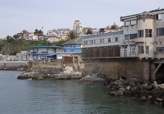 Escuela de Ciencias del Mar