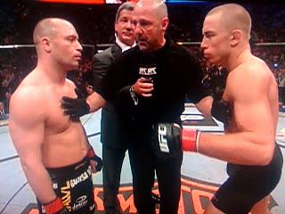 Leader Comma: UFC 83: GSP vs S...