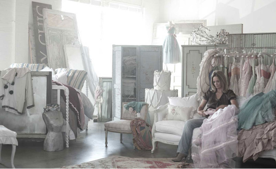 Shabby Chic Decor Inspiration: Rachel Ashwell
