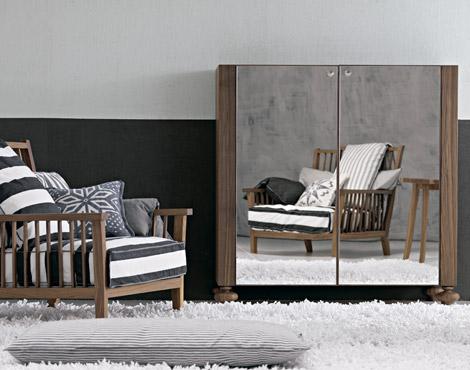 Modern Rustic Decor Inspiration: Paola Navone