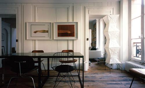 Paris Apartment of Beto Riginik
