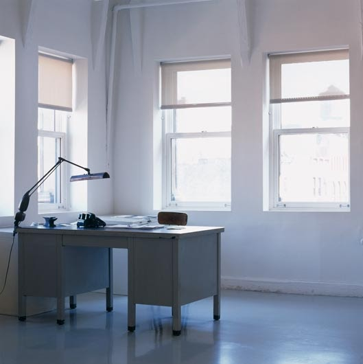Modern Decor Inspiration: Soho Loft of Alex Katz