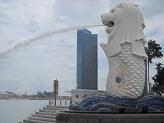 merlion park singapor