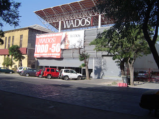 OUTLET WADOS