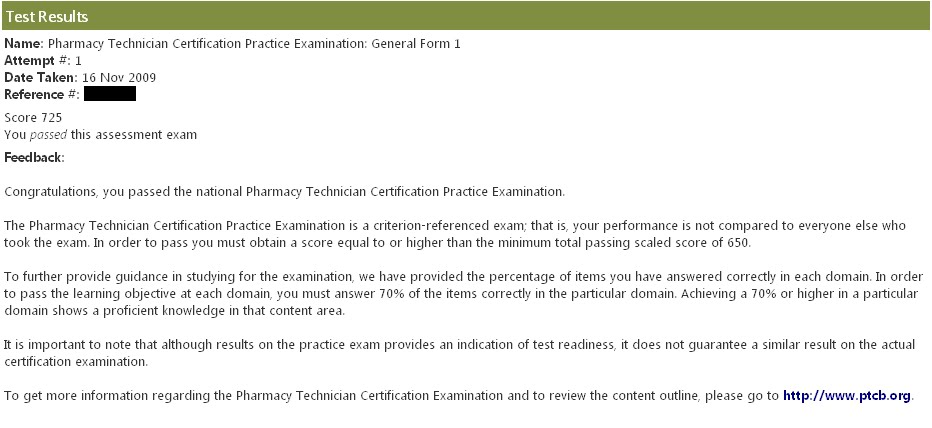 Study Guide For National Pharmacy Technician Certification Images ...