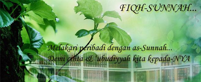 FIQH & SUNNAH