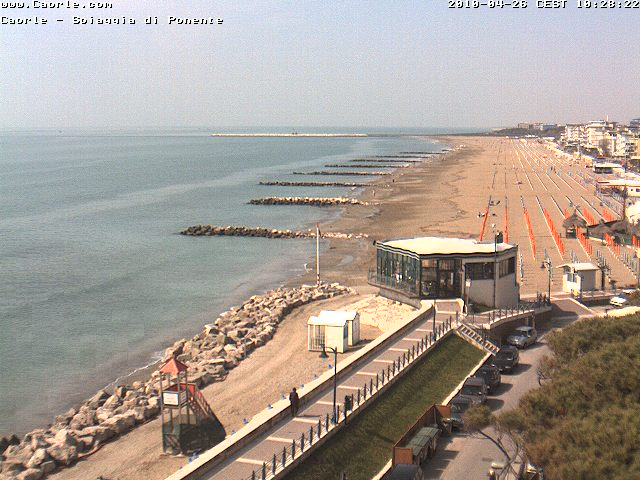 Wetter Caorle