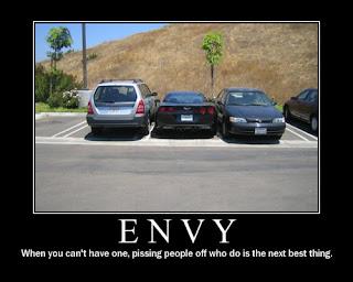 invidia envy