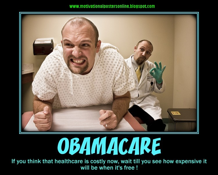 Motivational Posters Obamacare
