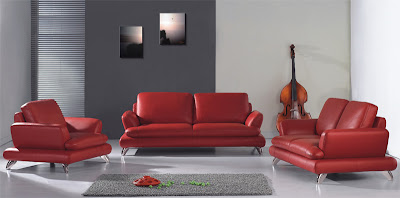 Decor And Home Improvement Modern Living Room Set